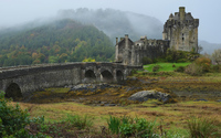 Eilean Donan Castle wallpaper 2880x1800 jpg
