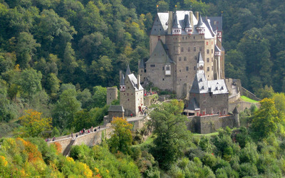 Eltz Castle, Germany wallpaper