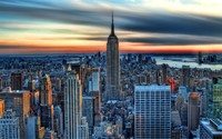 Empire State Building wallpaper 2560x1600 jpg