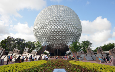 Epcot Theme Park wallpaper
