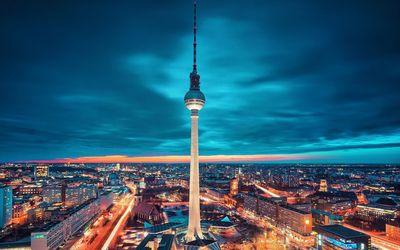 Fernsehturm Berlin wallpaper
