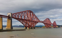 Forth Bridge wallpaper 1920x1200 jpg