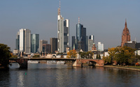 Frankfurt am Main wallpaper 2560x1600 jpg