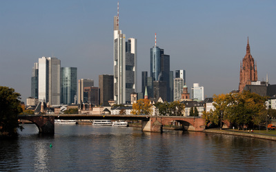 Frankfurt am Main wallpaper