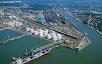 Free port of Ventspils [2] wallpaper 1920x1200 jpg