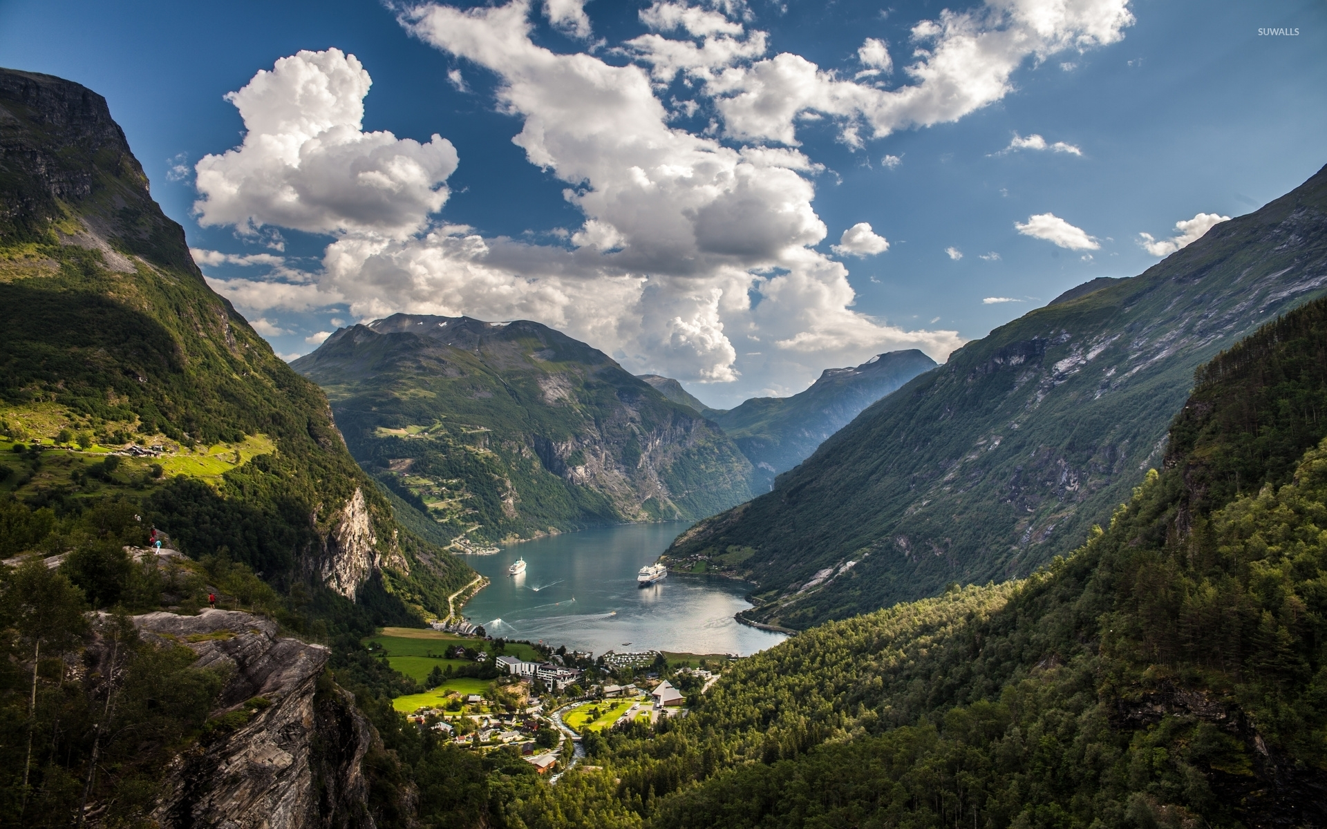 norway fjord european wallpapers - photo #10