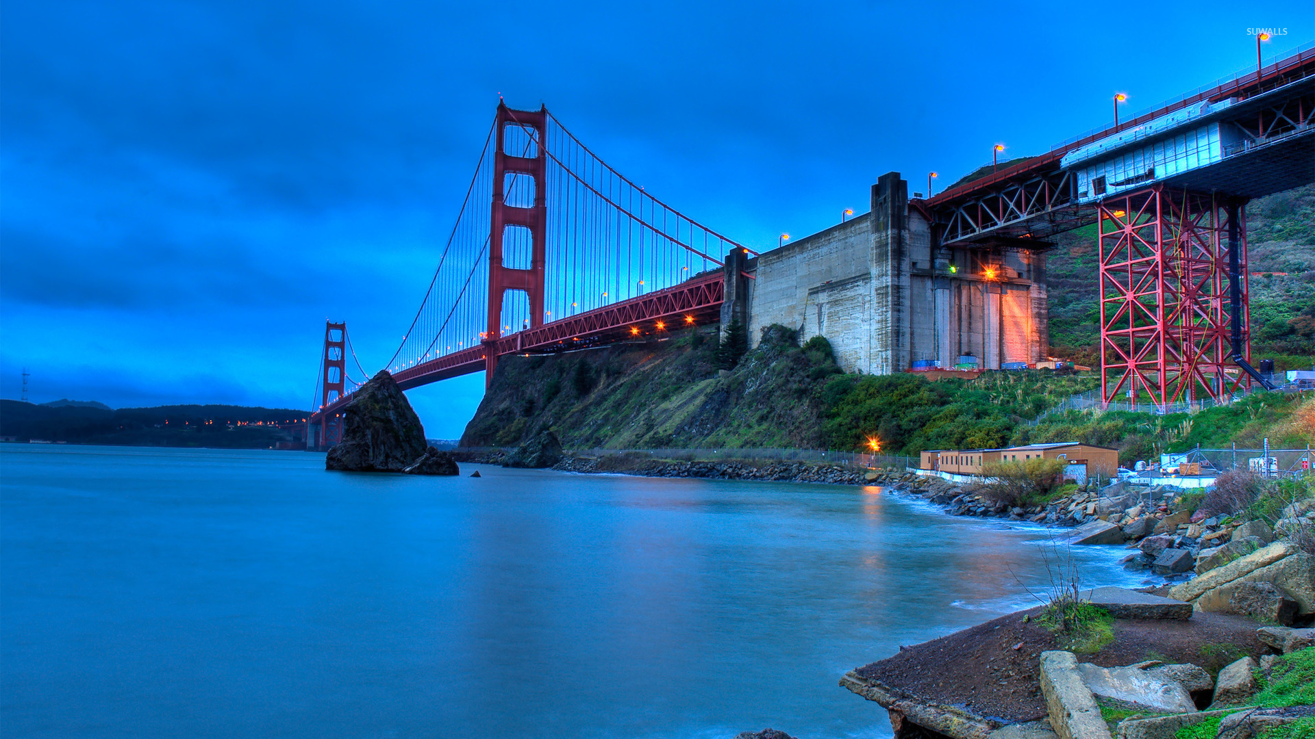 Golden Gate Bridge [4] Wallpaper