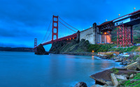 Golden Gate Bridge [4] wallpaper 2880x1800 jpg