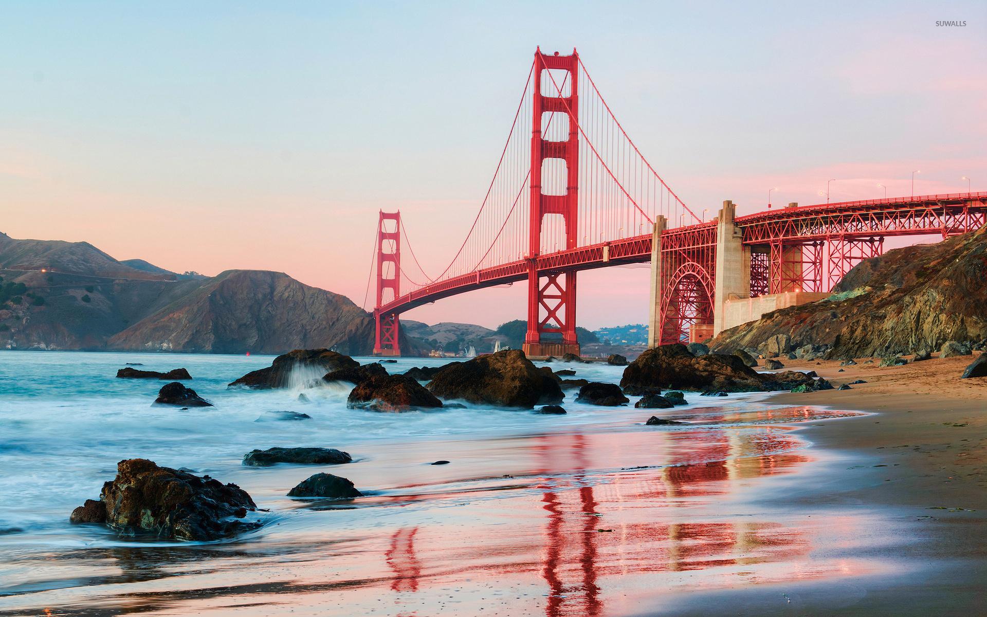 Golden Gate Bridge 3 Wallpaper World Wallpapers 39929