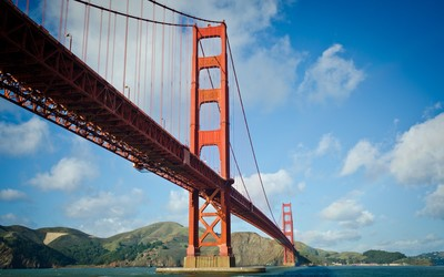 Golden Gate Bridge [6] Wallpaper