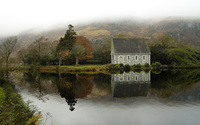 Gougane Barra wallpaper 1920x1200 jpg