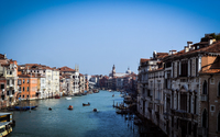 Grand Canal in Venice [2] wallpaper 3840x2160 jpg
