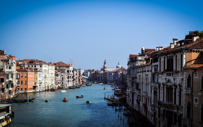 Grand Canal in Venice [2] wallpaper