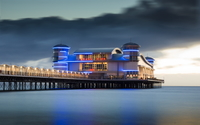 Grand Pier wallpaper 2560x1600 jpg