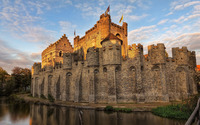 Gravensteen wallpaper 2560x1600 jpg