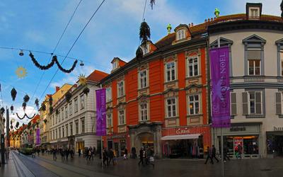 Graz Wallpaper