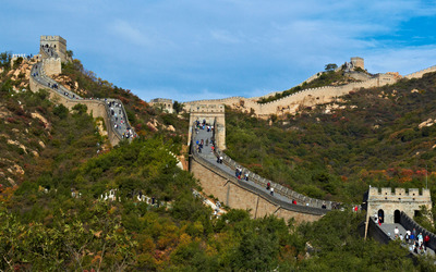 Great Wall of China [4] wallpaper