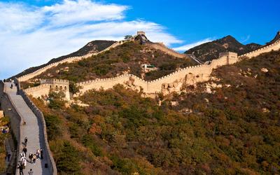Great Wall of China [5] wallpaper