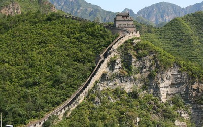 Great Wall of China [6] wallpaper