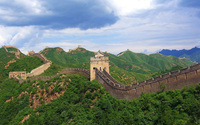 Great Wall Of China wallpaper 1920x1200 jpg