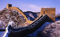 Great Wall of China [2] wallpaper 1920x1200 jpg