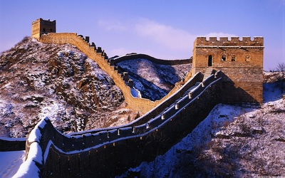 Great Wall of China [2] wallpaper