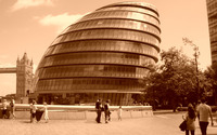 Greater London Authority Building wallpaper 2560x1600 jpg