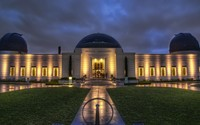 Griffith Observatory wallpaper 1920x1080 jpg