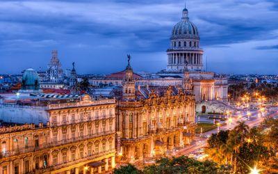 Havana wallpaper