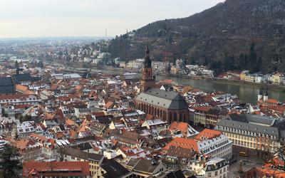 Heidelberg wallpaper