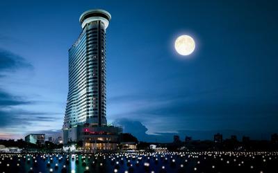 Hilton Millennium Bangkok Hotel wallpaper