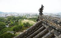 Himeji Castle [2] wallpaper 1920x1200 jpg