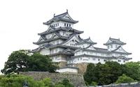 Himeji Castle wallpaper 3840x2160 jpg