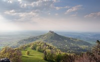 Hohenzollern Castle [2] wallpaper 1920x1200 jpg