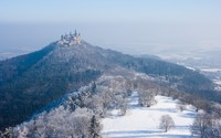 Hohenzollern Castle, Germany [2] wallpaper 1920x1080 jpg