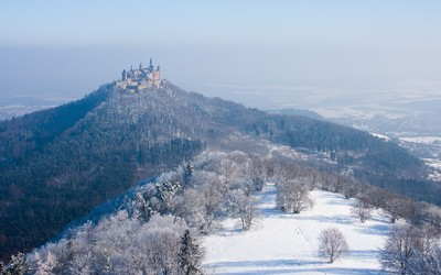 Hohenzollern Castle, Germany [2] wallpaper