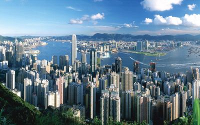 Hong Kong [4] wallpaper