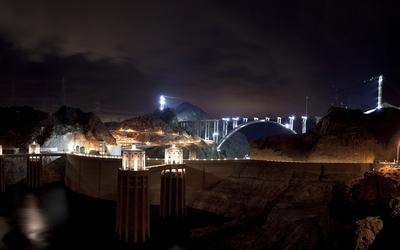 Hoover Dam wallpaper