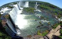 Iguazu Falls wallpaper 2560x1600 jpg