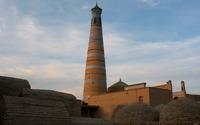Islam Khodja minaret wallpaper 2560x1600 jpg