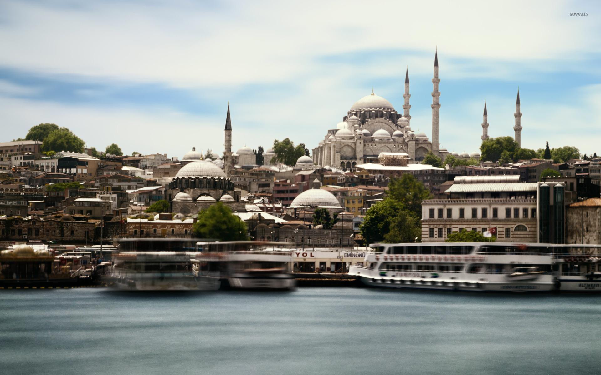 Istanbul Turkey Wallpaper