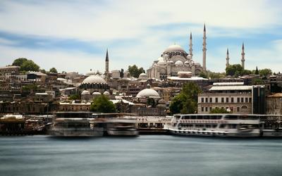 Istanbul, Turkey wallpaper