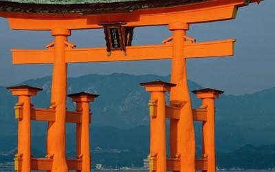 Itsukushima Shrine wallpaper