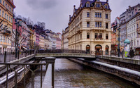 Karlovy Vary wallpaper 2560x1600 jpg