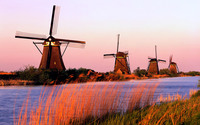 Kinderdijk wallpaper 1920x1200 jpg