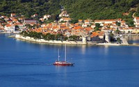 Korcula [2] wallpaper 2560x1600 jpg