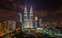 Kuala Lumpur [3] wallpaper 1920x1080 jpg