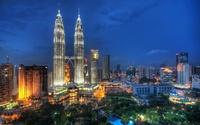 Kuala Lumpur [2] wallpaper 1920x1200 jpg