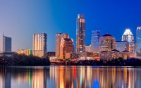 Lady Bird Lake wallpaper 1920x1200 jpg