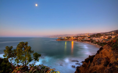 Laguna Beach, California wallpaper